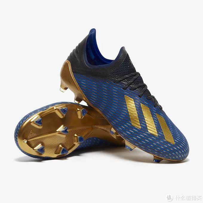 adidas 阿迪达斯 推出全新配色版 X 19+ 与 X 19.1 足球鞋,黑金荣耀惹人眼