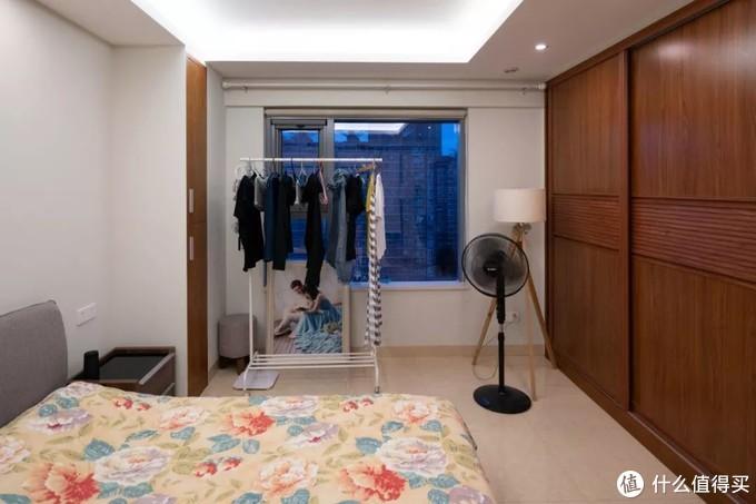 【邦先生晾衣架】无阳台小户型晾衣方案
