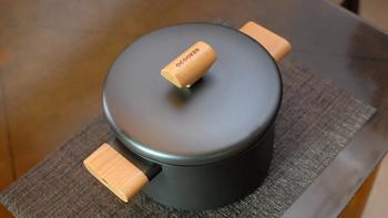 圈厨无涂层精铁汤锅外观展示(尺寸|造型|提手|手柄|材质)
