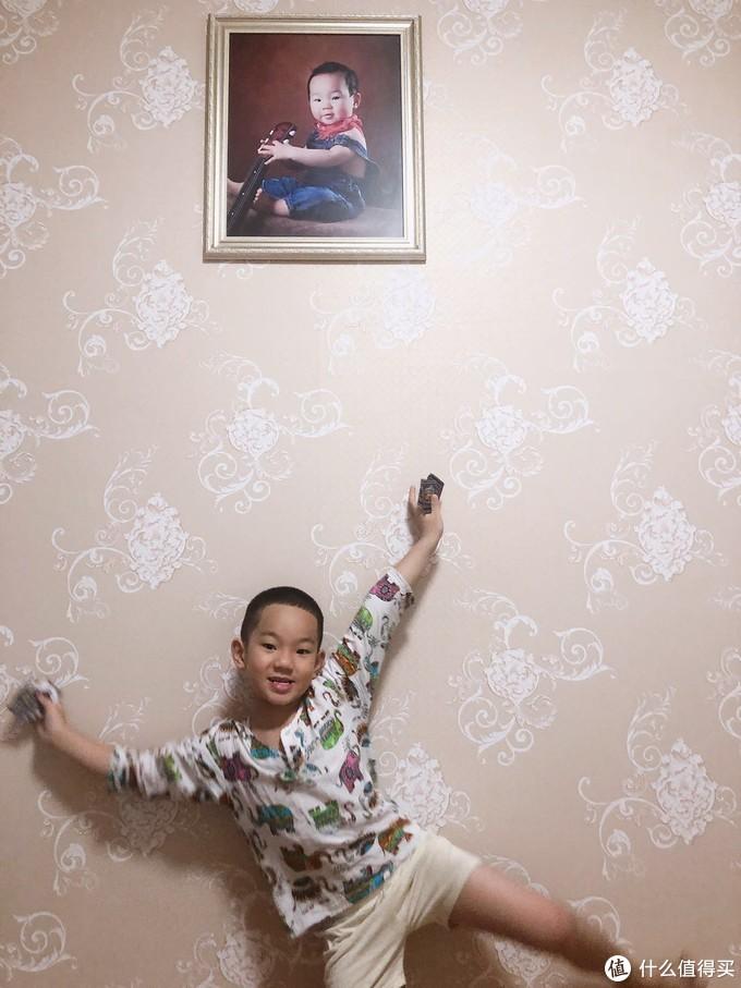 啥,你的心有一道墙,给你糊个墙纸呗——LG 进口墙纸