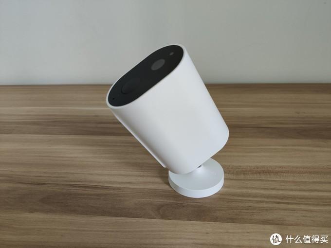 居家安全就这么简单——小白智能摄像机电池版