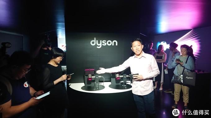 戴森新一代吹风机发布,再度提升头皮舒适体验