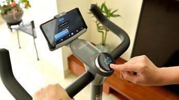 NEXGIM智能训练健身车使用体验(显示屏|功能|APP)
