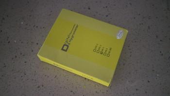 华盛 HTC-1 电子数字干湿温度计开箱晒物(主机|屏幕|电池|感应孔)