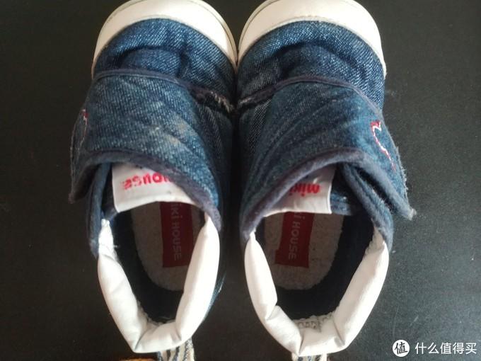 robeez步前鞋小开箱,以及和mikihouse学步鞋的比较