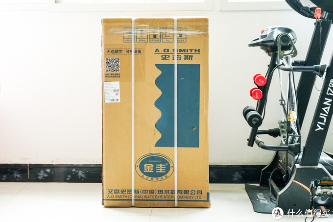 百年A.O.史密斯遇上新兴的天猫精灵,23英寸大屏的电热水器也玩智能AI