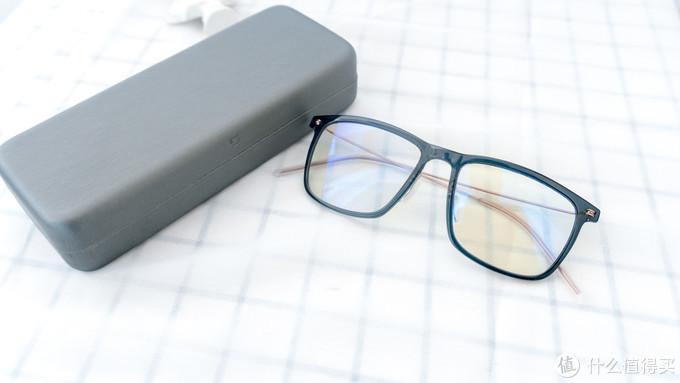 米家防蓝光护目镜Pro轻体验