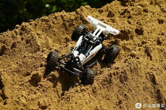 米兔沙漠赛车,改装前开箱晒晒