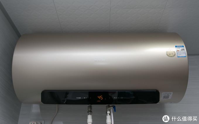 热水无需等待,节能环保安全智能的A.O.史密斯 晶彩系列金圭内胆电热水器体验