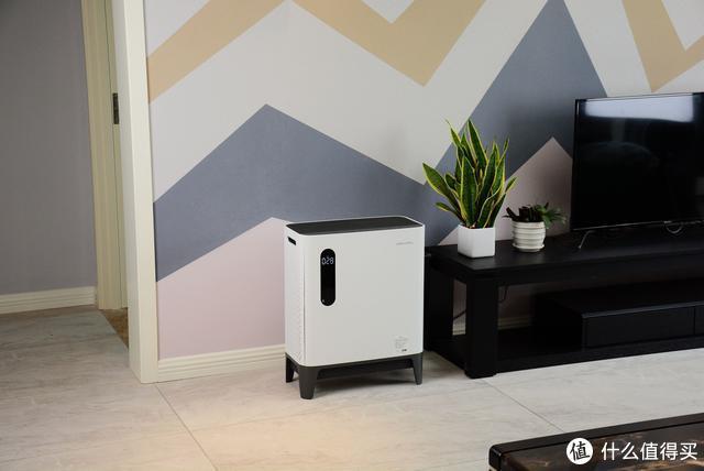 新居的第一款空气净化器:小身材也有大能量的Coway