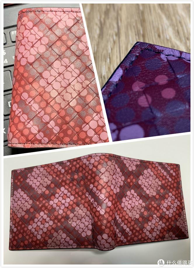 这款是BV2019早春系列的新品,材质是NAPPA小羊皮,图案是绢网印花和小彩色圆点交相编织