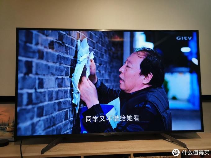 索尼X8000G晒单,聊聊我的电视选购过程