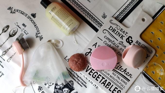 洗脸那些事儿!艾诗摩尔洁面仪、洗面奶、一次性擦脸巾洁面好物分享