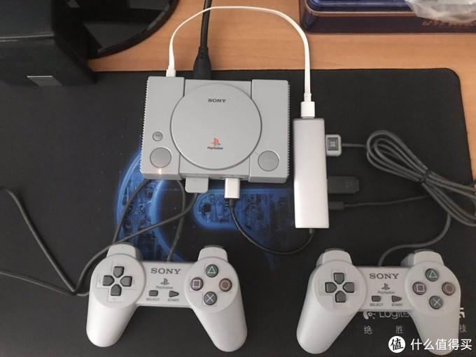 "还记得那句""秀逗""吗?Playstation Classic 伴侣之三星 128G TF卡&优越者 USB Hub"