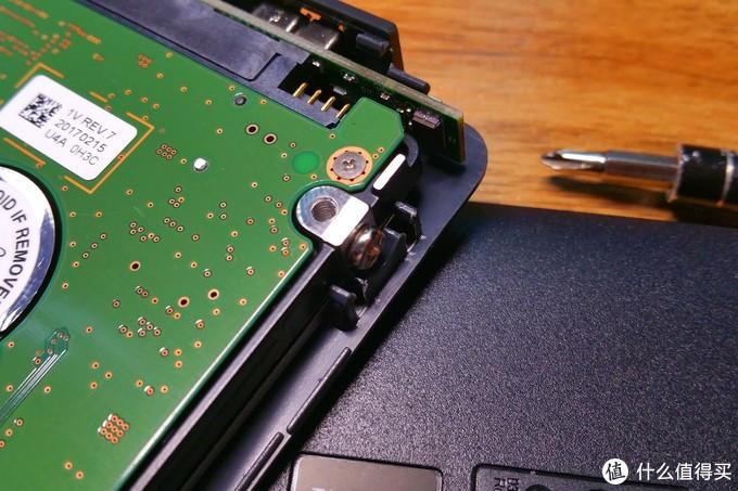 西部数据(WD) 新元素Elements 1TB 移动硬盘 晒物与拆解