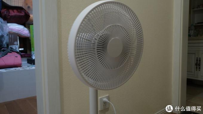 炎炎夏日,再入一台智米二代智能风扇!