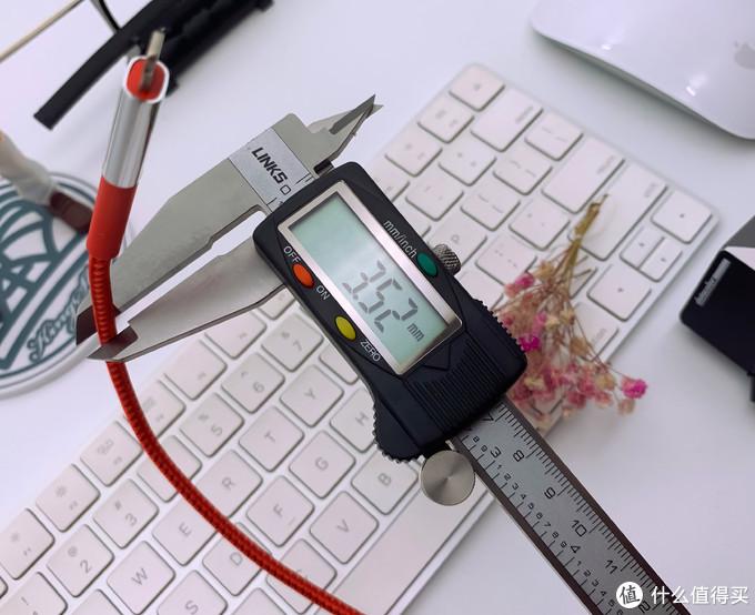 闪闪发光的小红线~cike苹果快充线众测体验