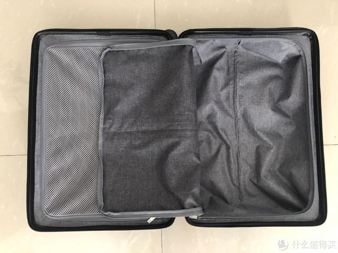 锤子旅行箱值不值?地平线8号(LEVEL8)旅行箱开箱晒物