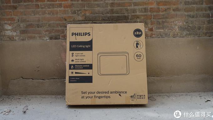 随心所欲,以一当N:Philips Crysto Ceiling 飞利浦 悦恒 系列吸顶灯