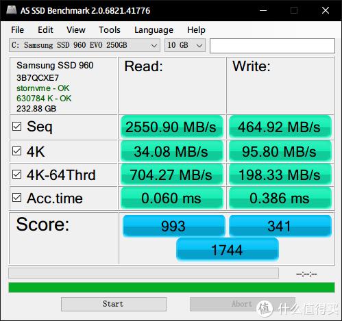 光威悍将1.5TB固态硬盘入手笔记