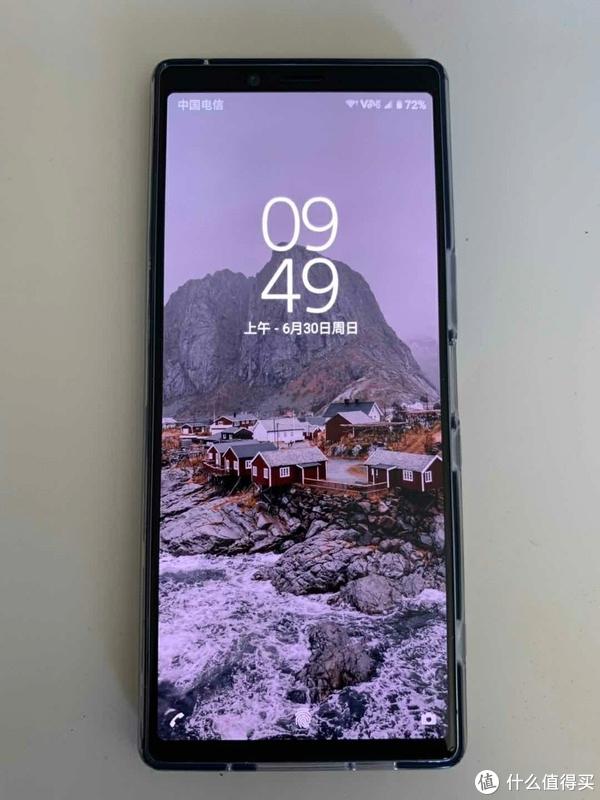 我是电信卡,屏幕上一直有个V字图标,很大很丑的那个,就是volte