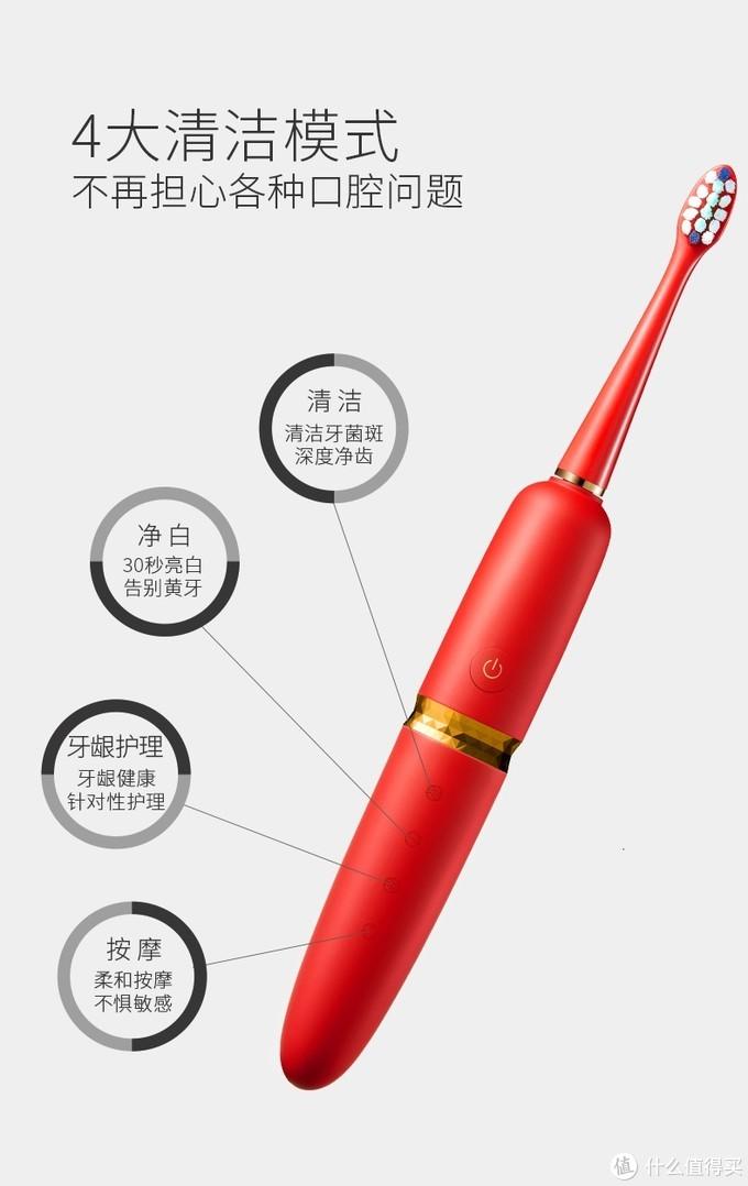 电动牙刷界的艺术品——XESS D3电动牙刷评测