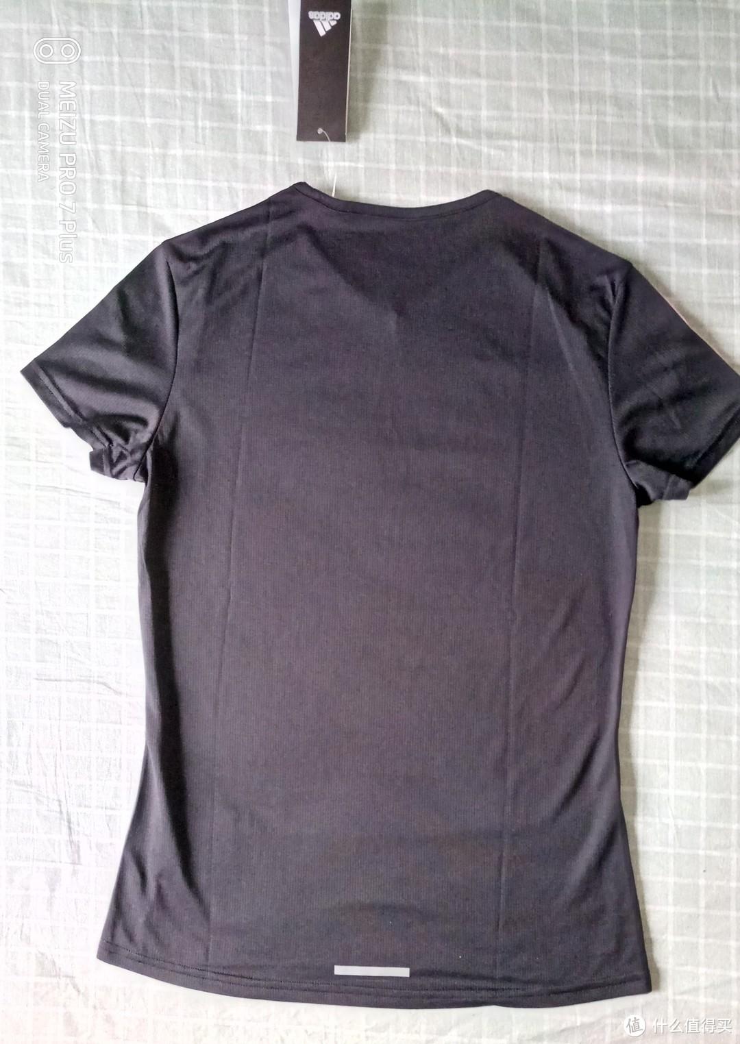 夏日清凉装置--阿迪达斯吸湿速干Climalite T恤体验
