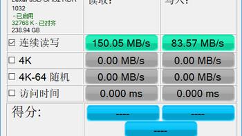 1000x MLC 256G TF高速存储卡使用总结(跑分 读取)