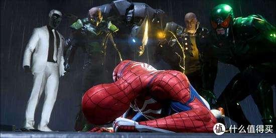 能力越大,责任也就越大——蜘蛛侠:英雄远征