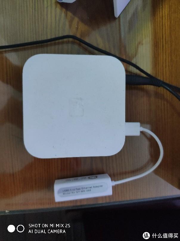 小米盒子增强版3加usb网线