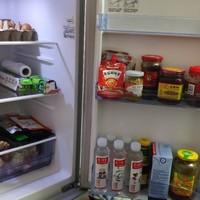 生活小记 篇二十六:晒晒我的冰箱,简单平民版