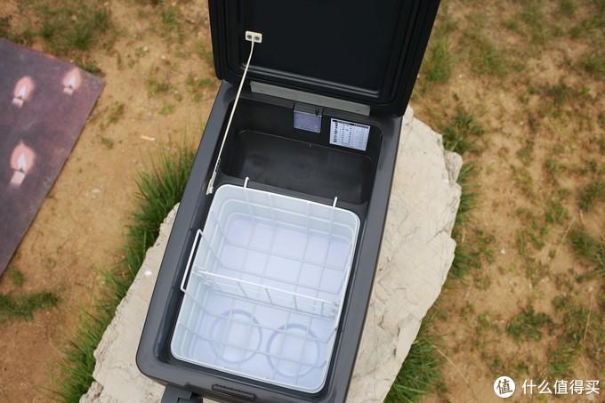 英得尔Y30车载冰箱,自驾游必备,来一场说走就走的旅行
