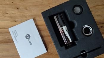 Lecoo感应节水宝开箱展示(扳手|转接头|密封圈|机身|滤网)
