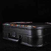 巫黑胶唱片机开箱展示(开关|材质)