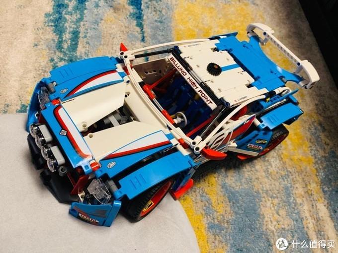 乐高拉力赛车1