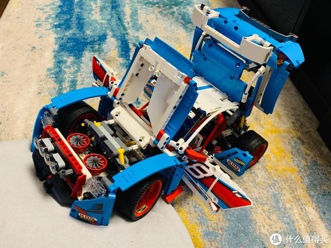 乐高拉力赛车2