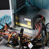 jonsbo C3全铝机箱使用体验(出风口|电源风口|接口|硬盘笼|风扇)