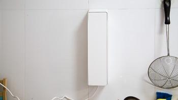 小米有品 六竖智能杀菌筷筒使用总结(安装|收纳|通电|筷筒|杀菌)