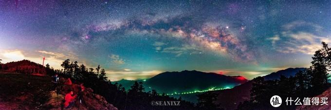 拿好这份手机拍银河教程,旅行途中手机也能出拍绚丽星空