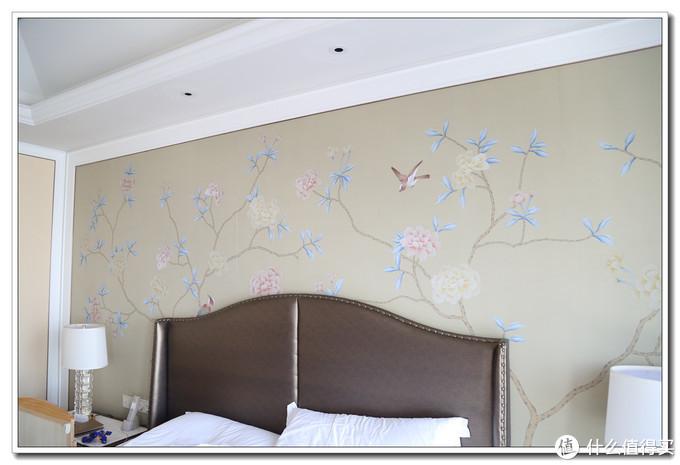 房间的装修风格类似北京康莱德