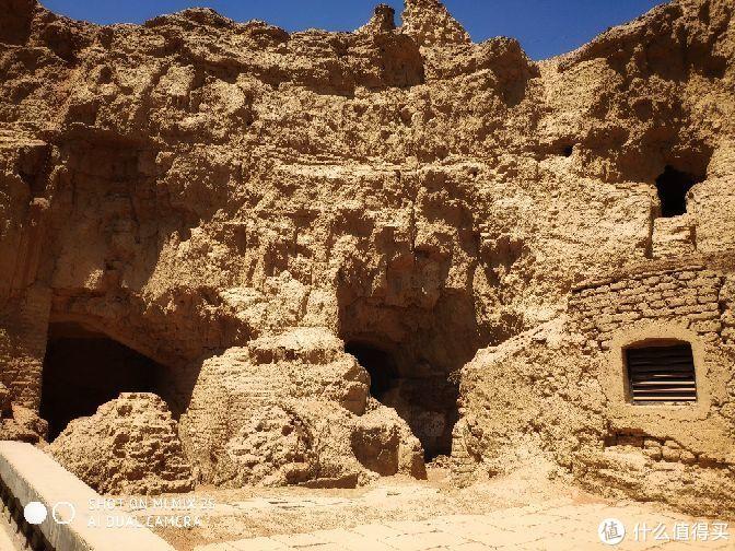 被破坏的洞窟
