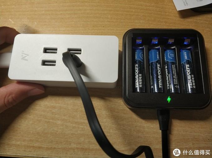 澎湃动力更环保——南孚TENAVOLTS 7号充电锂电池套装轻测