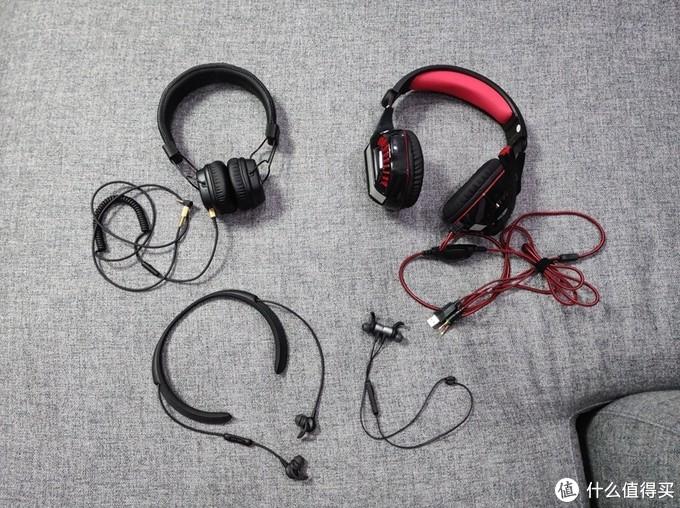 FPS耳机选购经验谈&入门因卓G2000游戏耳机晒单