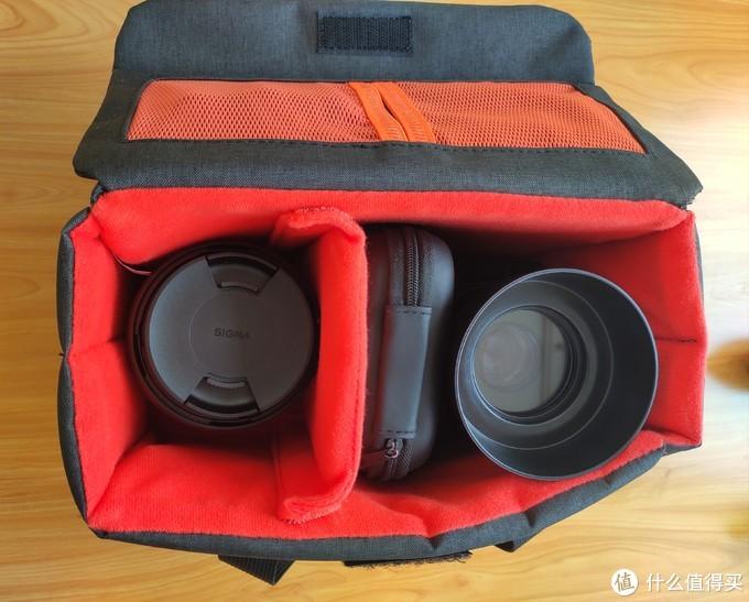 一个可以当便当盒使用的相机包