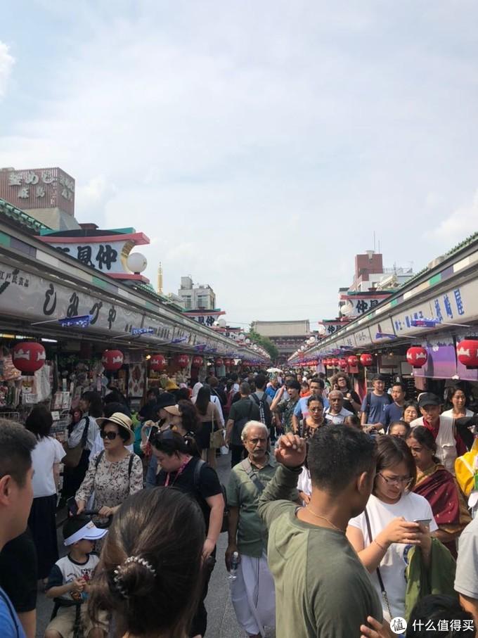 东京旅行记,走马观花看东京