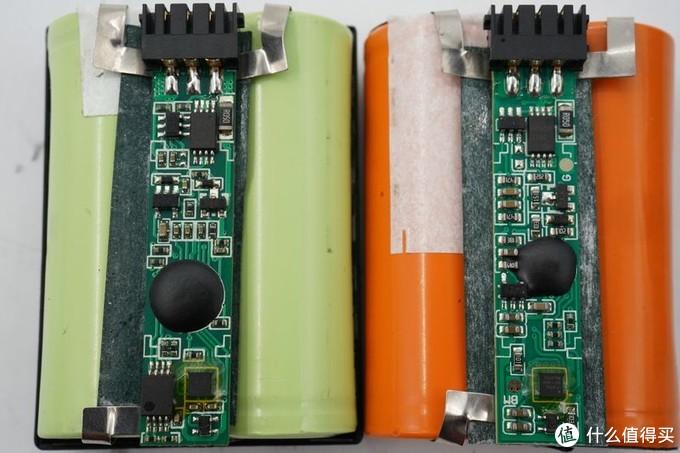 ▲假冒的索尼FZ100(左)与RAVPOWERFZ100(右)