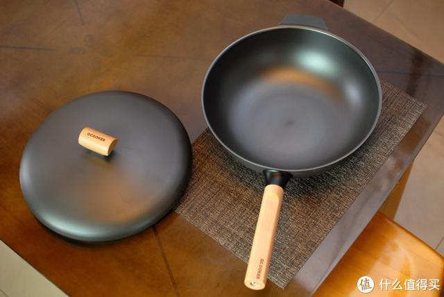 炒锅界的新晋网红,锅气更香,更省油:圈厨无涂层精铁不锈炒锅