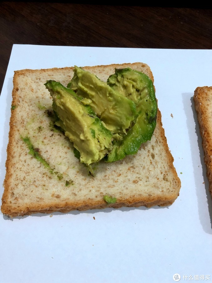 吃货打卡第二天,营养早餐三分钟搞定-全麦牛油果吐司