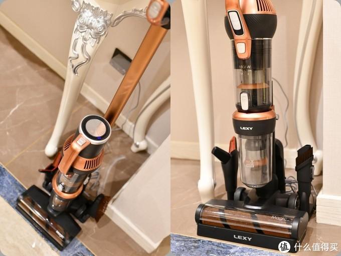 莱克魔洁M12立式|手持无线吸尘器,一款超越戴森的吸尘器!