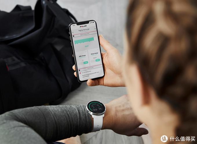 性价比出色:POLAR 发布 Ignite 智能运动手表